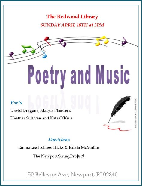 Poetry and Music 4-10-16 Flyer